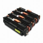 Quality Remanufactured Color Toner Cartridge for HP CC530A/CC531A/CC532A/CC533A B/C/M/Y with OEM OPC wholesale
