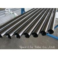 Quality BPE TP316L Stainless Steel Sanitary Pipe 1x1.65mm SF1 Polished wholesale