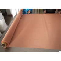 China 0.5m Width Faraday Cage 99.95% Wire Shielding Mesh on sale
