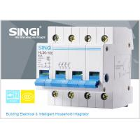 Quality CCC/ISO9001 230/240V 80A 4p load disconnect isolator switch mini breaker MCB wholesale