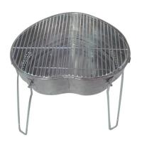 Quality Fashionable heart-shaped charcoal barbecue grill wholesale