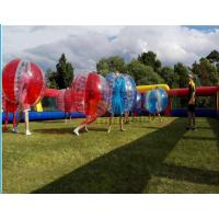 Quality UV Protective Inflatable Bumper Ball High Durability Excellent Air Tightness wholesale