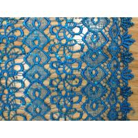 Quality Chemical Lace Fabric , Tear Resistant wholesale