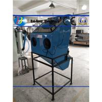 Buy cheap Modular Wet Abrasive Blasting Equipment , Manual Water Sandblaster Load Capacity from wholesalers