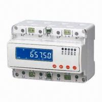Quality Three-phase Guide Rail Power Meter wholesale