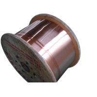 China Anti-Oxidant Copper Clad Aluminum Cable Inner Conductor For Coaxial Cable ,  RF Cable on sale