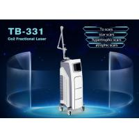 Buy cheap 10600nm Professional Scar Removal / Vaginal Tightening Fractional Co2 Laser Machine from wholesalers