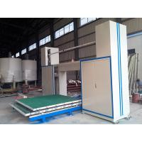 Quality 8kw Horizontal CNC Router Foam Cutter Machine With Belt For Loop Cutting wholesale