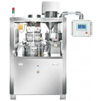 Quality High Capacity Capsule Maker Machine , Size 3 Capsule Filler Machine With Output 2200 Pcs Per Minute wholesale