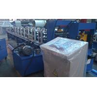 Quality Automatical 5.5 Kw Top Ridge Cap Roll Forming Machine Manual wholesale