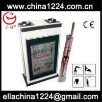 China Advertising agency An source wet umbrella wrapper and new special USB 2.0 device LCD screen display on sale