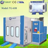 China Good Price Painting Oven House for Car/ Spray Painting Room TG-60B on sale