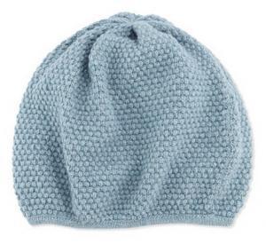 China New Designed Metallic Knit Mushroom Hat with fashion style on sale
