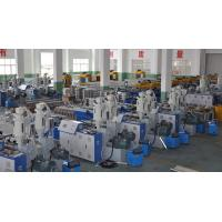 Quality Double Wall Corrugated Pipe Extrusion Line , Corrugated Pipe Production Equipment wholesale