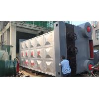China Double Layer Coal Burning Boiler Low Maintenance Energy Saving  For Textile Industry on sale