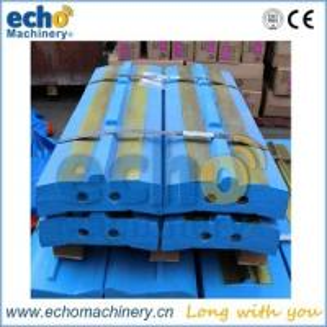 China Kleemann MR series blow bar for crushing,mining,recycling,quarrying on sale