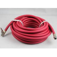 China Bicycle Motorbike Car Tire Inflator Coil Air Hose 15 length on sale