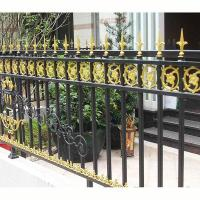 Quality cast iron finial, cast iron spear wholesale