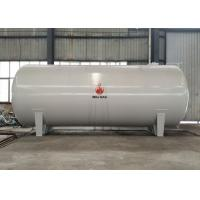 Quality ASME Q345R 50000 Liters Fuel Storage Tanks Customized Color For LPG Plant wholesale