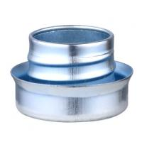 Quality Metal Flexible Conduit Fittings Conduit Ferrule Flat Type Galvanized Surface wholesale