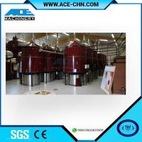 Quality Home alcohol distiller, alcohol distillation equipment & Vodka,Whiskey,Gin Copper Distillery For Sale wholesale