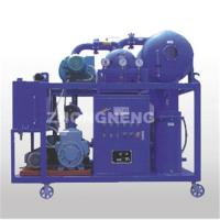 Quality Double-Stage Transformer/ Insulation Oil Purifier/ Oil Treat wholesale