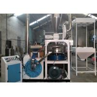 Buy cheap High Capacity Plastic Grinding Machine , Large Scale Pvc Pulverizer Machine from wholesalers