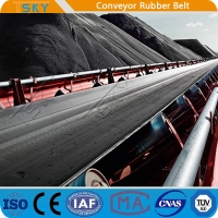 China EP CC NN Multi Layers 300mm Heavy Duty Conveyor Belt on sale
