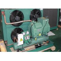 Quality Cold Storage Refrigeration Air Cooled Condensing Unit With 5HP Bitzer Compressor wholesale