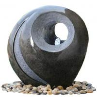 Quality Hand Cast Ball Water Fountain , Water Sphere Fountain For Courtyard wholesale