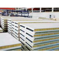 Quality Structural Insulated Sandwich Panels Decorative For Refrigeration House wholesale