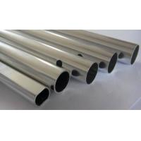 Quality Good Weld Ability Aluminum Round Tubing Apply To Tanker / Curtain Wall wholesale