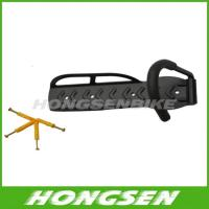 Quality Flexible hook hitching bicycle wall- mounted hook rack bike rack wholesale