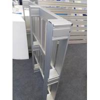 Quality Silver Anodized 6063 T5 Welding Aluminum Parts / Aluminum Pallet wholesale