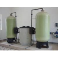 Quality 10 Ton/ Hour Water Softener Plant / Water Treatment Systems For Hard Water wholesale
