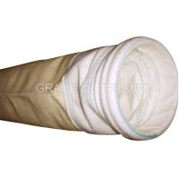 Quality Filter element Dust Collector Bag Nomex / Aramid Filter Media wholesale