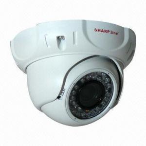 Quality Waterproof/Vandal-proof IR Camera, 700TVL, Sony Effio-E Chipset, 36-piece of Smart IR LEDs, 50m IR wholesale
