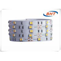 Quality Dimmable Digital RGBW Led Strip , Controllable Led Strip Lights Self Adhesive wholesale