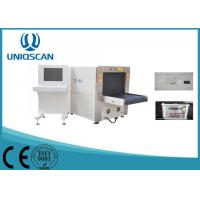 Quality SF - 6550 Airport Security Baggage Scanner With Friendly Interface ISO 9001 Certification wholesale