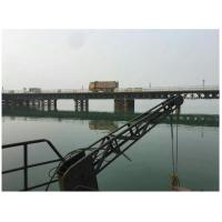 Quality Surface Painted Pre Engineered Bridges , Double Lane Modular Steel Bridge wholesale