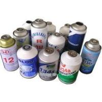 Quality Auto Refrigerant Gas Freon Cans wholesale