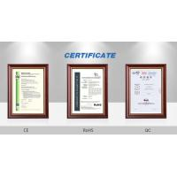 HKE TEK CO LIMITED Certifications