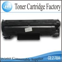 Quality Compatible Toner Cartridge ce278a for hp Laser 1560 1566 1600 1606 1536 wholesale
