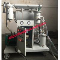 Quality Portable Insulation Oil Treatment Plant,Small Transformer Oil Filter Machine,degas,dewater wholesale