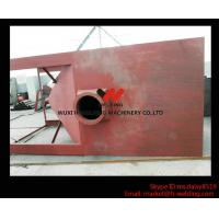 Cheap H Beam Line Shot Blasting Machine Equipment , Sand Blast / Sandblasting Machines for sale