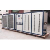 Quality 3phase 380V 50Hz 64 kw/h Split Type Air Cooled Water Chiller Unit With Shell and Tubes wholesale