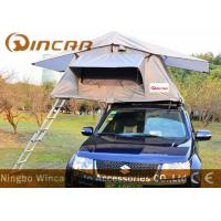 Quality Waterpoof Overland Car Roof Top Tent For Camping , Popular Car Top Camper Roof Tent wholesale