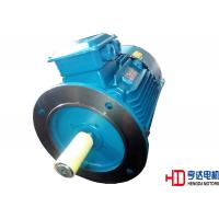 Quality 10HP 15HP 6 Pole 1000 Rpm High Temperature Induction Electric Motor 7.5KW / 11KW wholesale