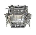 Quality plastic dock float mold rotational molding mold wholesale
