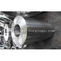 Quality 34CrNiMo6 4140  42CrMo4  steel Sleeve Coupling Blank DNV ABS BV Nk KR Quench And Tempering  Customized wholesale